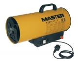 MASTER Plynové topidlo BLP11M turbína 10,5 kW