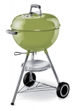 WEBER gril One - Touch Original 47 cm, zelený 1247304
