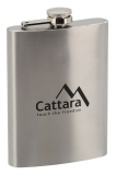 Lahev placatka 235ml Cattara 13624