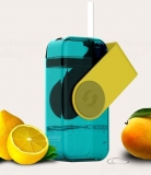 Juicy drink box JB300 290ml žlutý