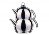 Tombik Tea Pot Set 1,1l / 2,0l Korkmaz A104