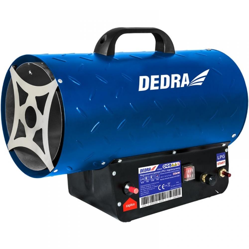 40e5f3a029c69 Plynový ohřívač 18-30 kW turbína PB s regulací Dedra DED9944 | SUPER ...