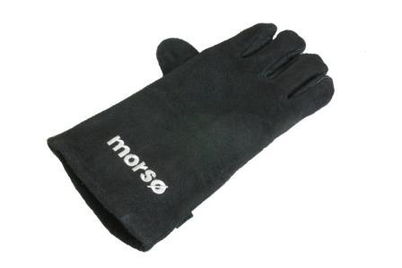 cde9735375f Ochranná rukavice ze silné kůže