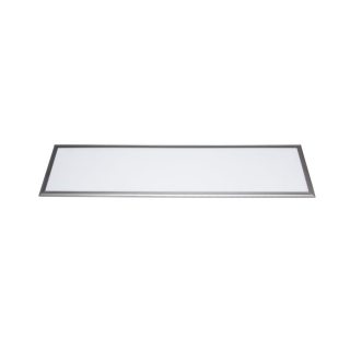 LED panel Immax 1200x300x10mm 40W 3800lm PB silver 08842A, 5-R